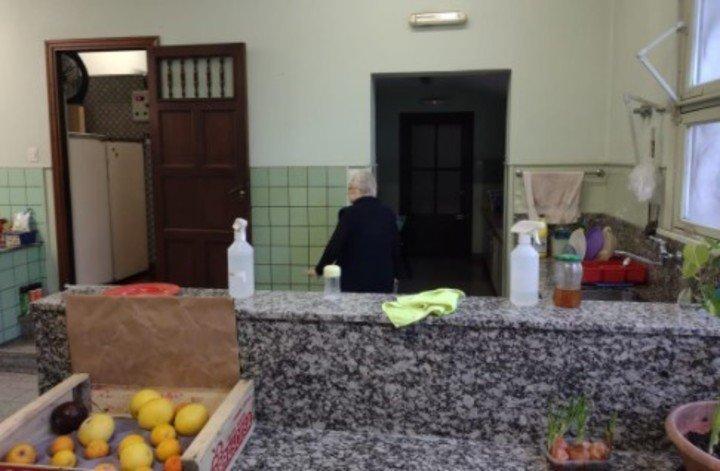 Los abusos también tuvieron lugar en el almacén de la Casa das Irmãs Trinitárias.