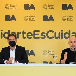 Sorpresa en una encuesta: Horacio Rodríguez Larreta ya no es el oponente más querido entre los votantes de K