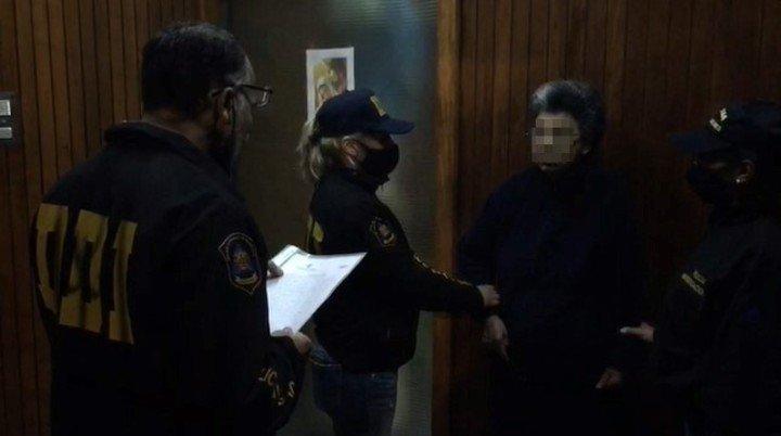 Hermana Marina, acusada de abuso sexual.