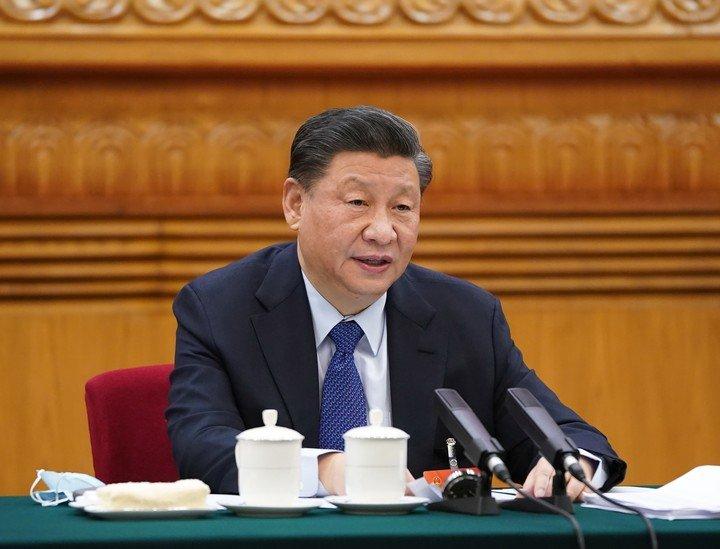 El presidente chino, Xi Jinping.  Foto: XINHUA