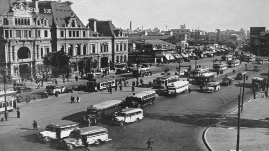 Buenos Aires en sentido contrario