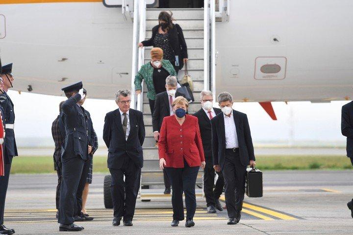 Oficialmente, la cumbre comienza el viernes con el tradicional saludo formal y una foto familiar.  Foto: AP