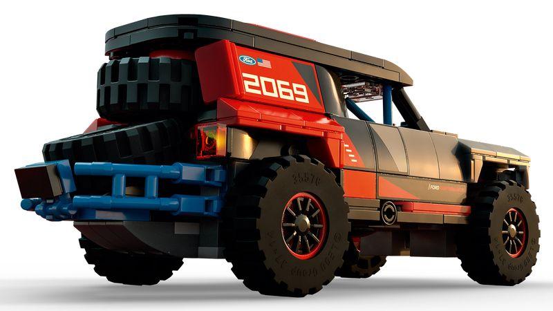 Bronco R Lego