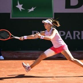 El sueño de Podoroska de Roland Garros ha terminado