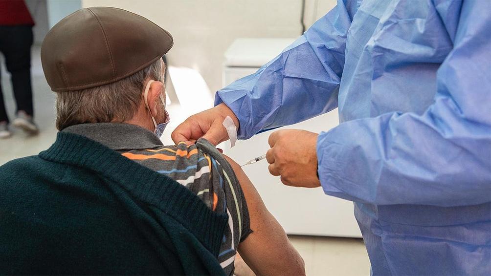 El total de vacunas aplicadas hasta el momento en el territorio bonaerense asciende a 5.753.724.