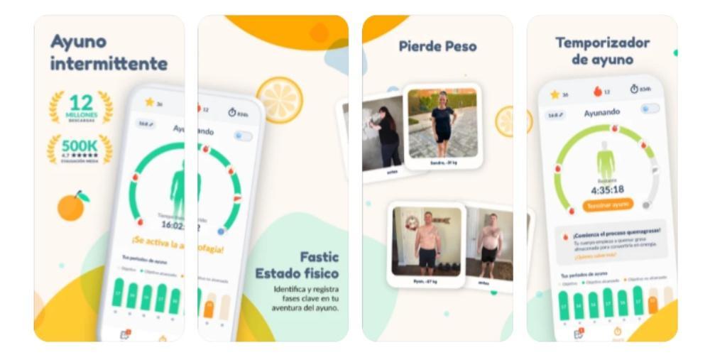 Apps De Iphone Con Las Que Controlar El Ayuno Intermitente Titulares Ar