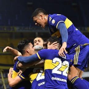 El escandaloso gol anulado para Boca