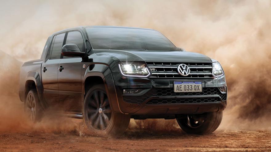 Volkswagen Amarok, el segundo superventas del mercado.