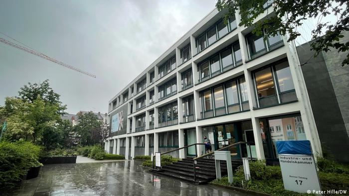 Bonn Edificio de la Cámara de Comercio e Industria