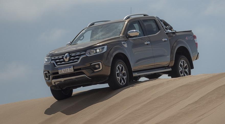 Renault Alaskan, uno de los más nuevos.