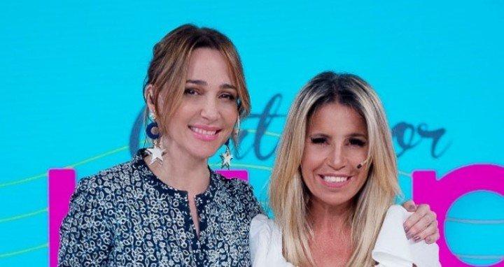 Verónica Lozano habló de su papel de médium con Florencia Peña.