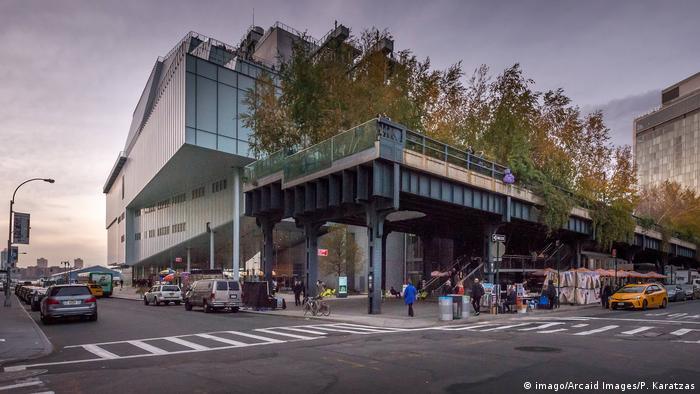 El Museo Whitney de Arte Americano