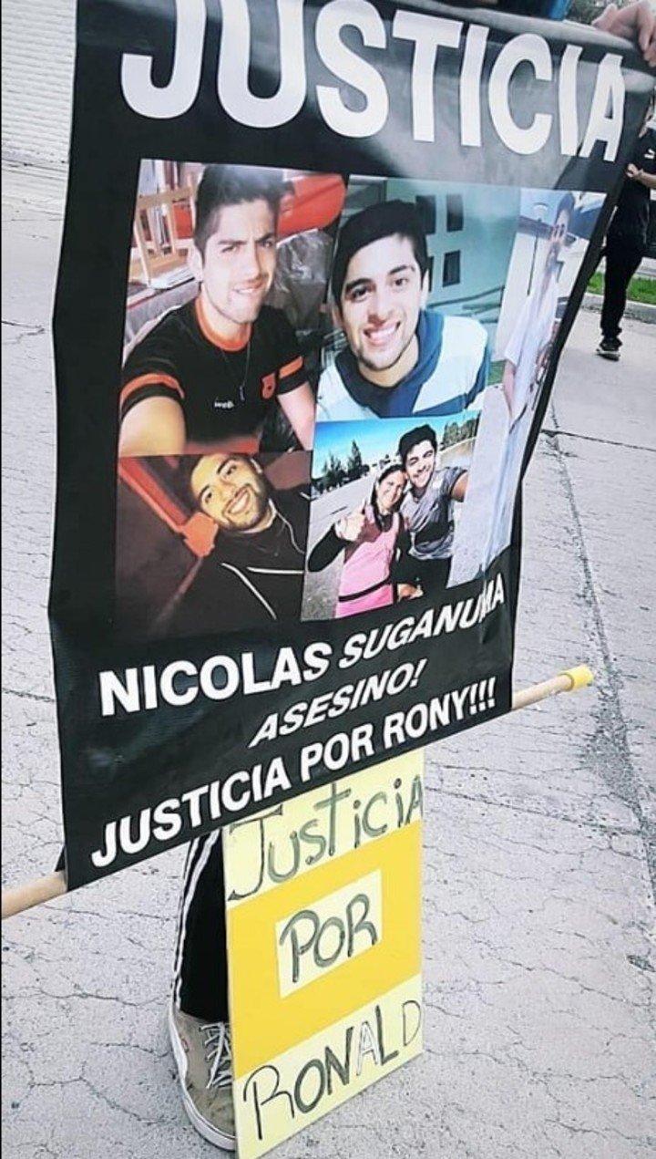 Ronald Lezcano Guerra (25) fue asesinado por un médico ebrio en Rawson, Chubut.