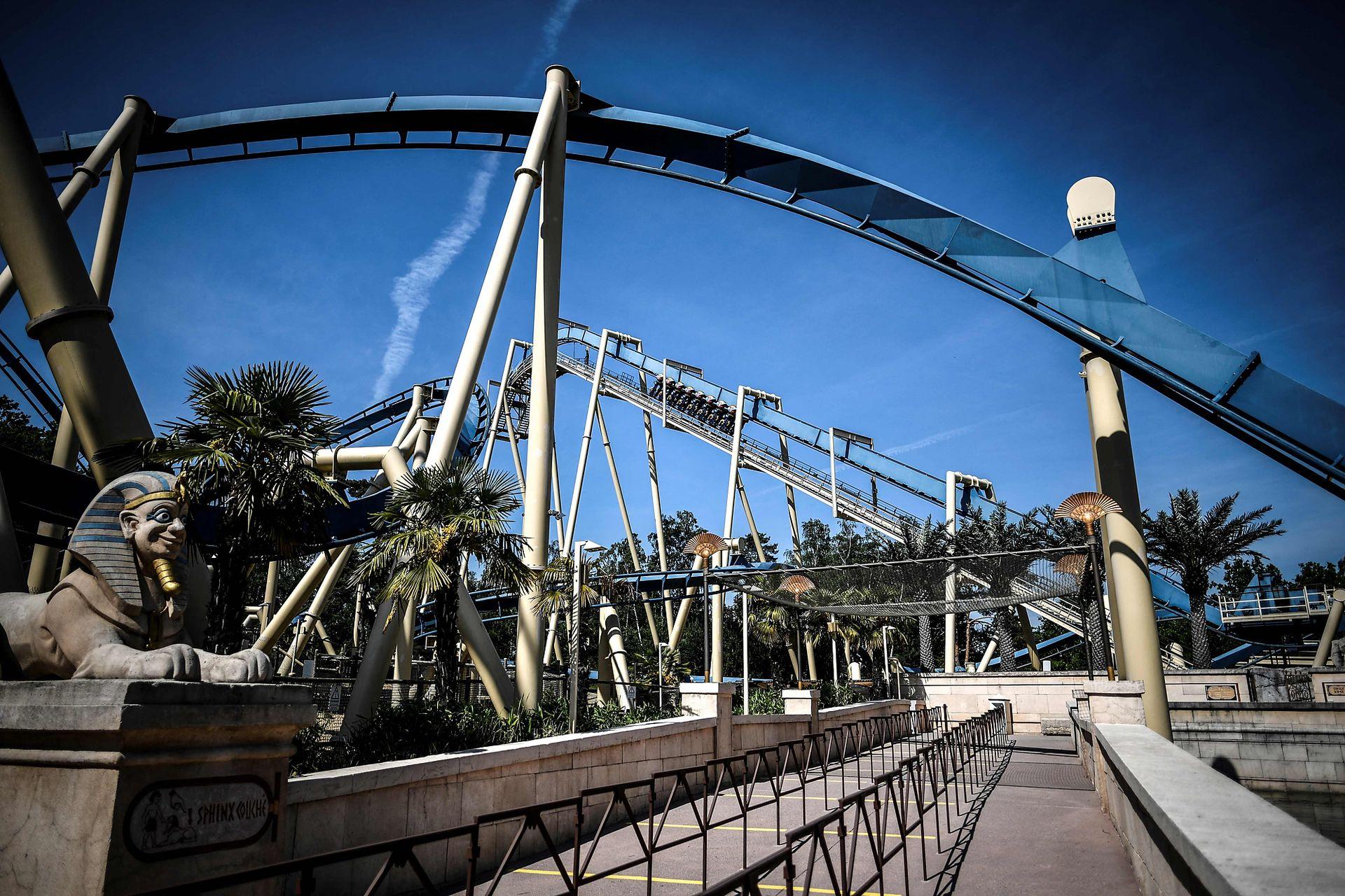 El parque inaugurado el 30 de abril de 1989 es el décimo parque más grande del mundo.
