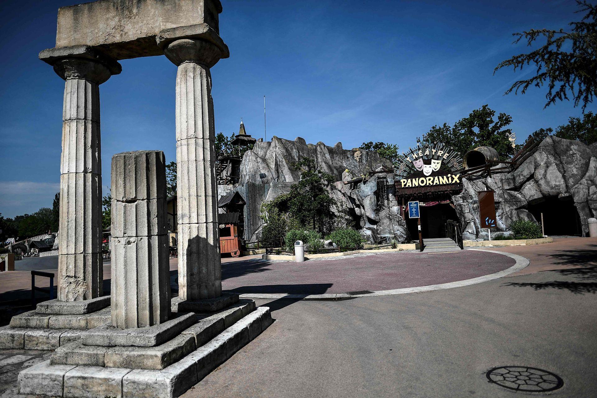 El parque debe cumplir con todos los protocolos necesarios para abrir sus puertas y es necesario hacer reserva anticipada para visitarlo