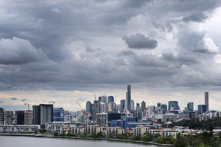 Brisbane, lugar elegido para los Juegos Olímpicos de 2032. Foto: EFE / EPA / JONO SEARLE.