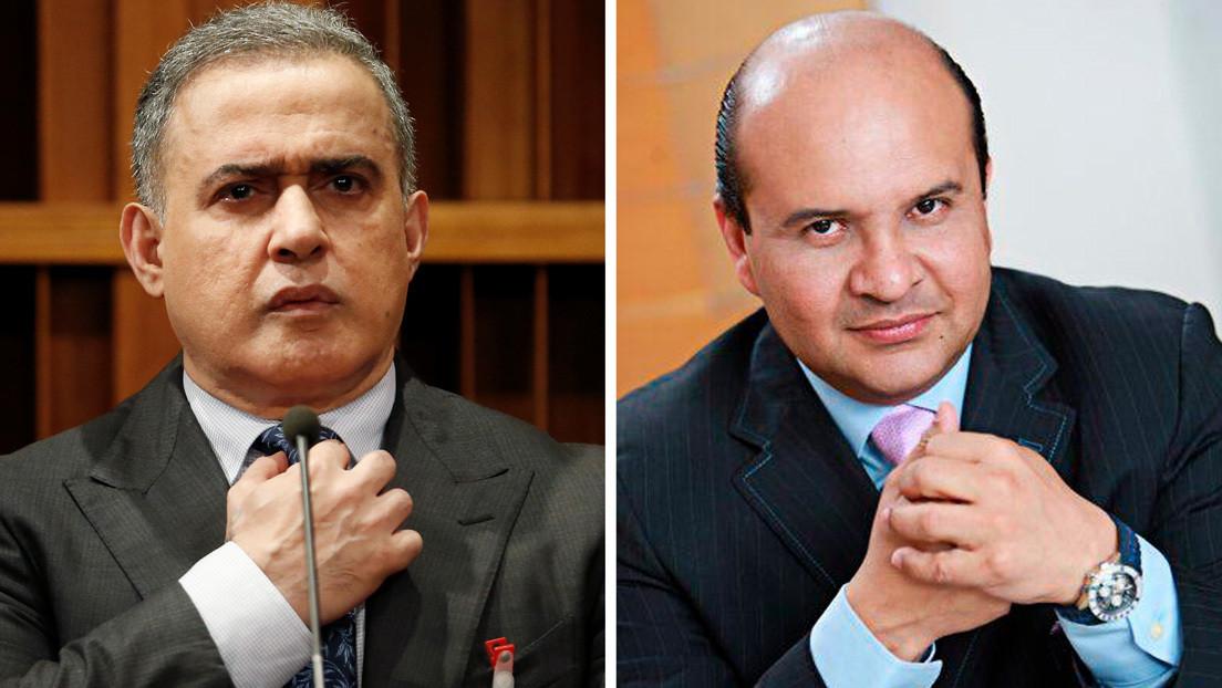 Un arma de guerra y un plan para distribuir $ 8,5 millones: los detalles del arresto de la oposición venezolana Roland Carreño
