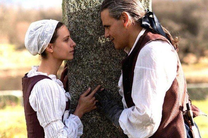Clara Belmonte y Diego de Castamar, el romance prohibido en la telenovela española que se estrenó en Atresplayer y Antena 3.