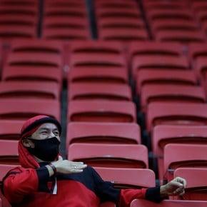 ¡Casi 500 días después, el público volvió a Libertadores!