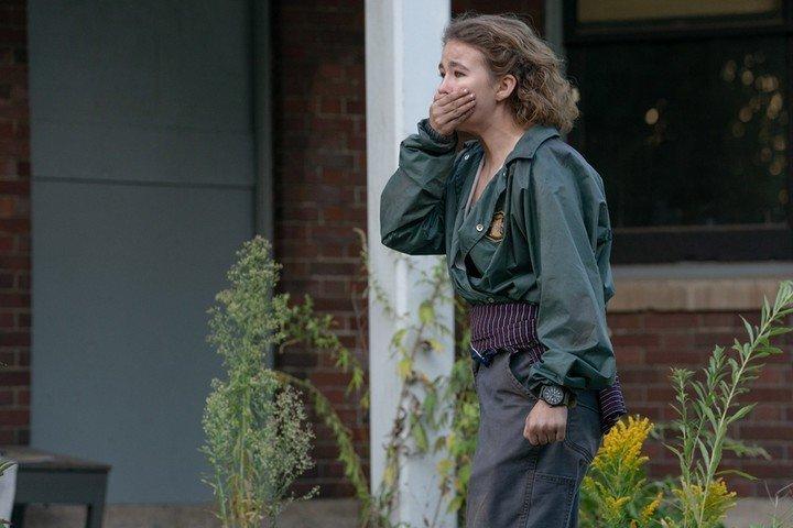 """Millicent Simmonds, que es sordo, había actuado en """"Maravillado""""por Todd Haynes.  Foto UIP"""