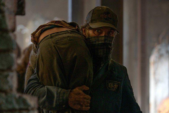 ¿Emmett (el irlandés Cillian Murphy) está escondiendo algo?  Foto UIP