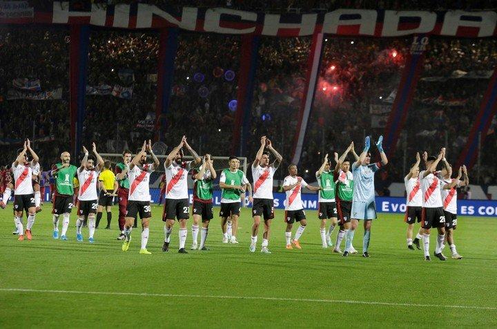 Cerro Porteño fue el rival en cuartos de final en 2019.