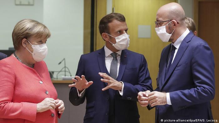 Cumbre especial de la UE para hacer frente a la crisis económica de la corona