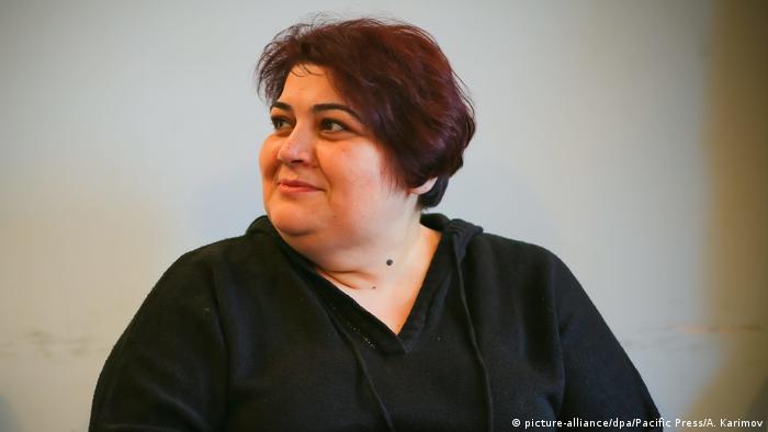 Periodista Khadija Ismayilova