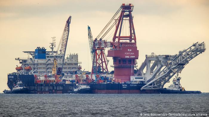 Barco ruso laico Fortuna