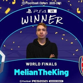 Un campeón argentino en el Mundial de PES