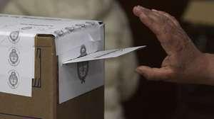 Urna de las elecciones STEP 2021: que es, como funciona y a que hora se conoce