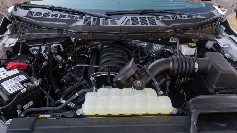 Ford F-150 Lariat Luxury