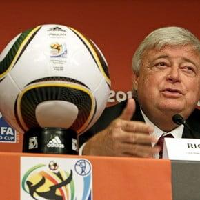 TAS confirmó la suspensión de por vida de Ricardo Teixeira