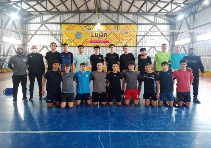 Voleibol, capturaron jugadores para la Selección Nacional