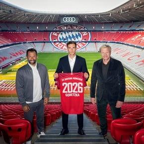El Bayern de Múnich protege sus figuras