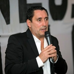 Trillo lanzó su candidatura a la presidencia de River
