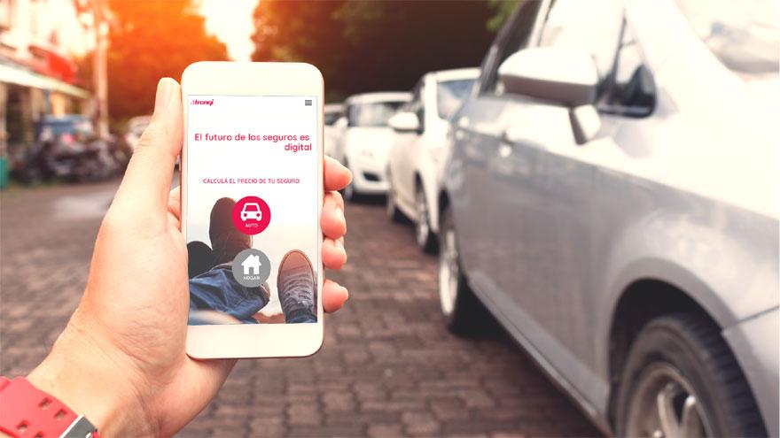 Tranqi ofrece una póliza para automóviles con