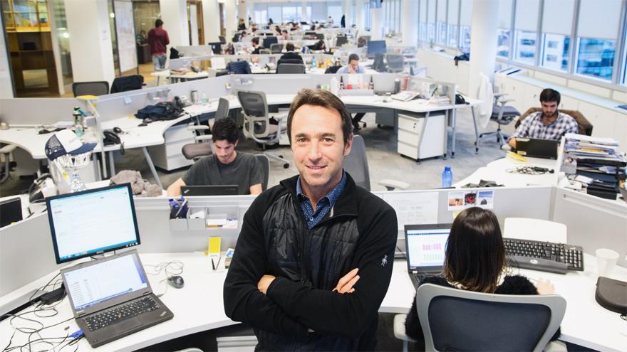 Marcos Galperin, el genio detrás de Mercado Libre