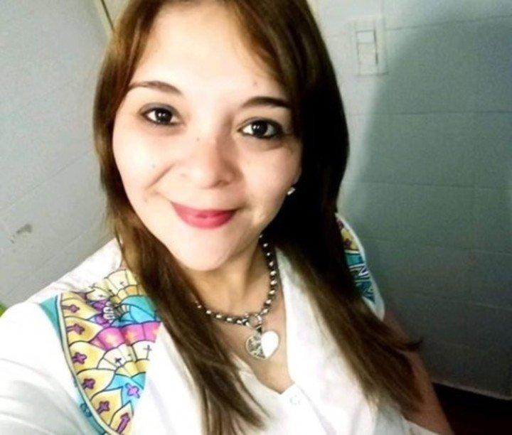 Daiana Almeida, la mujer asesinada por Nievas en un claro de San Nicolás a la medianoche del 6 de noviembre.