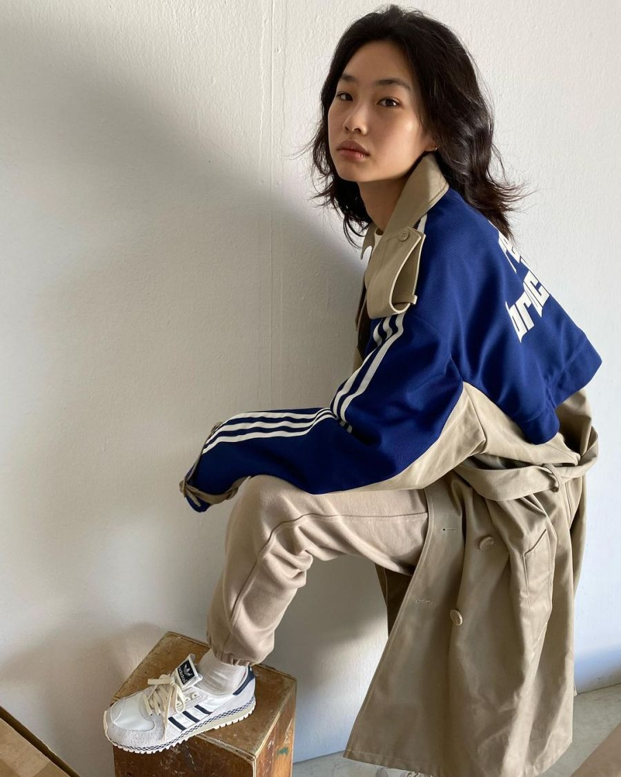 HoYeon Jung, la glamorosa actriz de