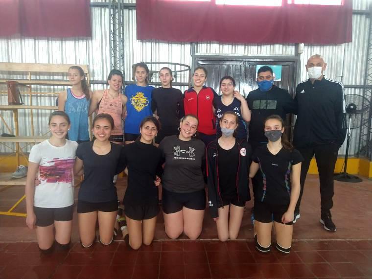 Voleibol, Selección Nacional, masculino y femenino