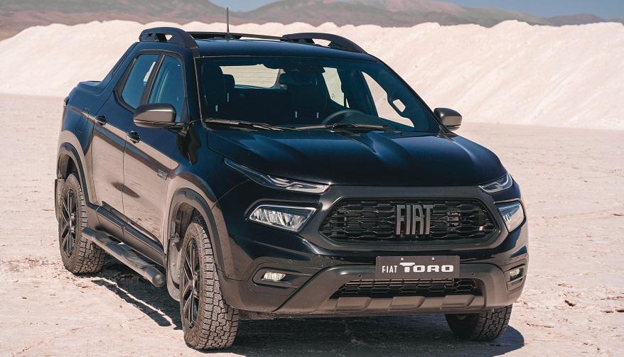 Fiat Toro, recién reformado.