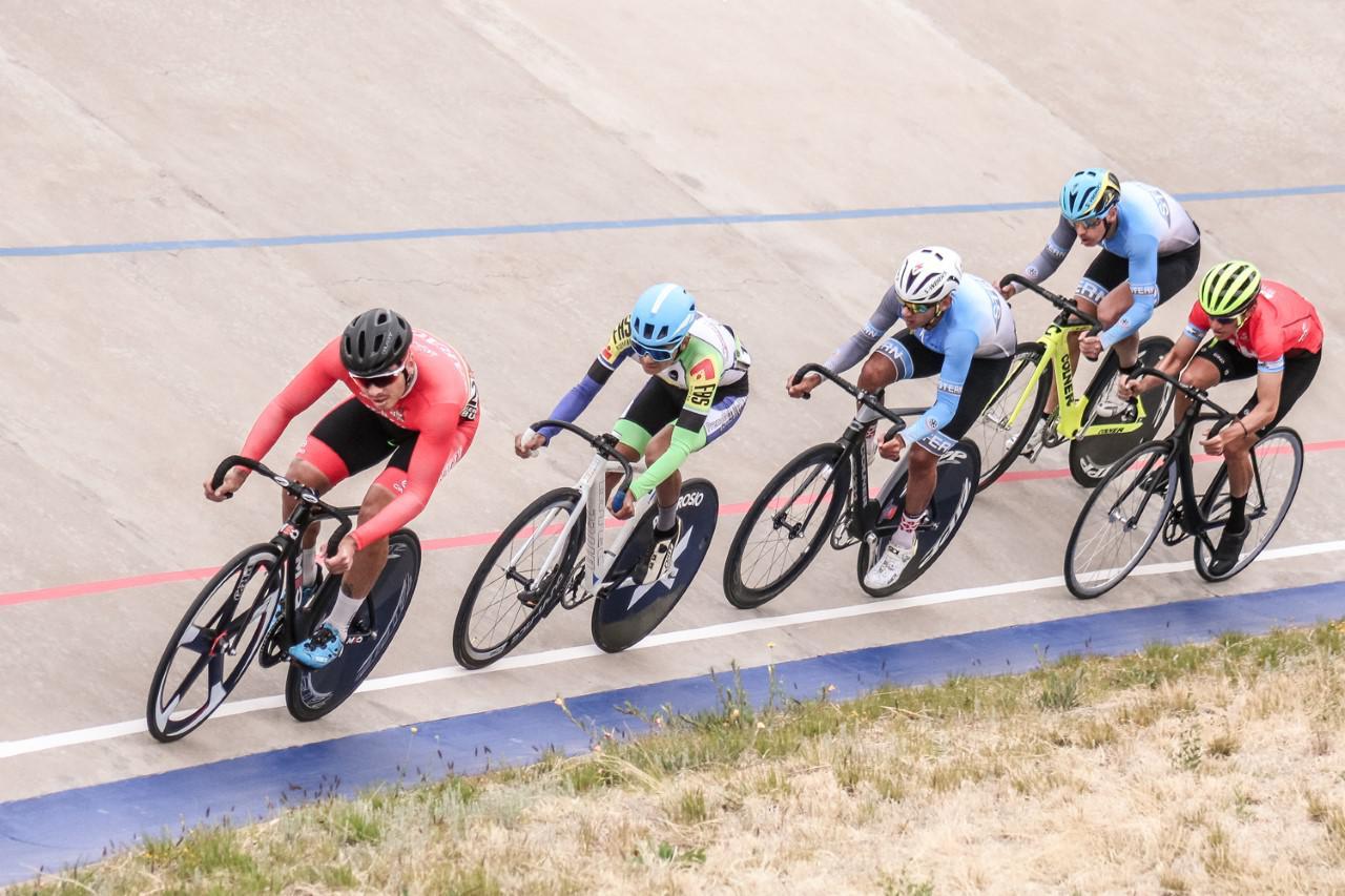 Ciclismo, penúltimo encuentro, Mauricio Quiroga