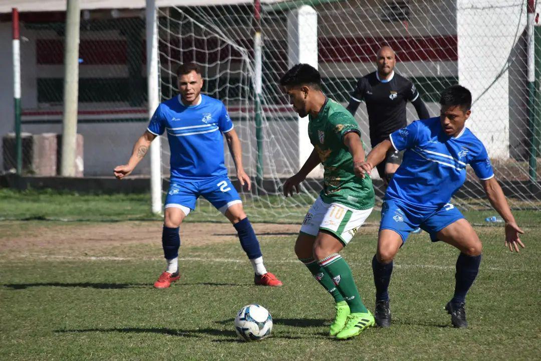 Liga Mendoza, Guaymallén 2- CEC 1