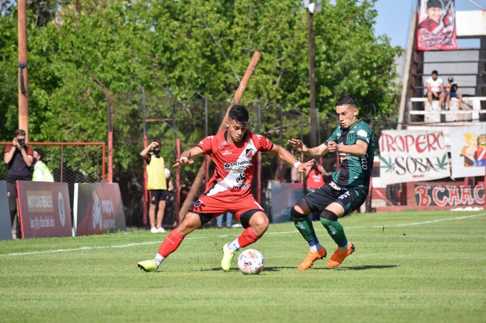 Ascendido, Maipú 0- Nueva Chicago 2