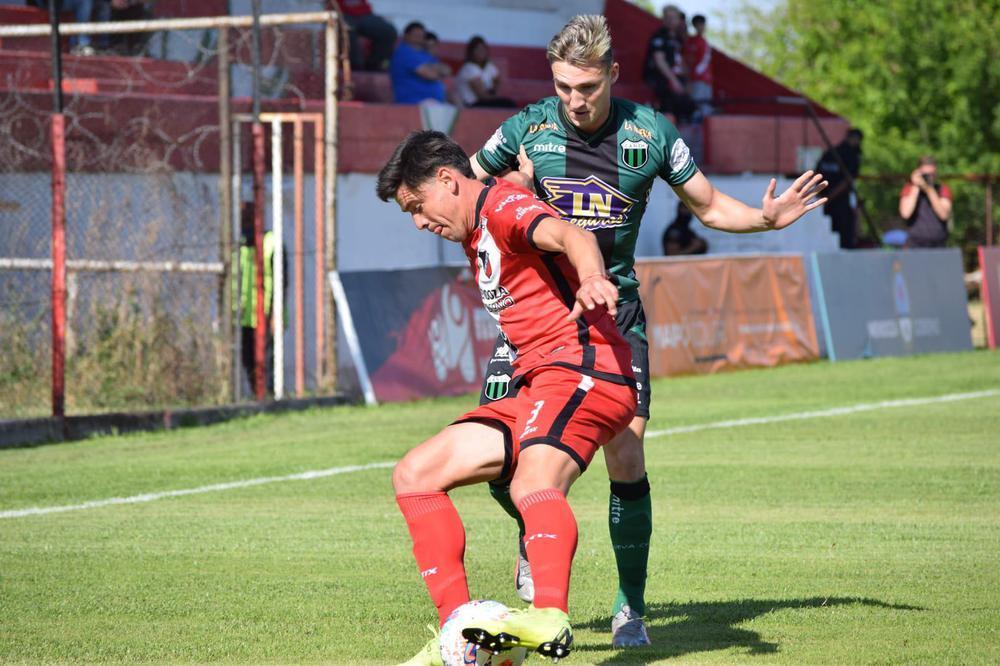 Primera Nacional, Deportivo Maipú - New Chicago