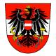 Escudo de armas / Bandera Austria