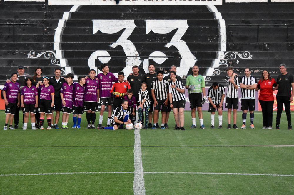 Fútbol adaptado, Liga de fútbol cinco