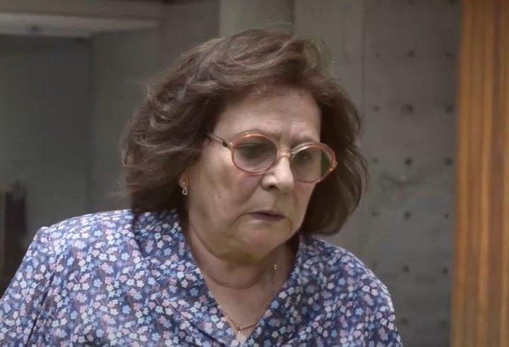 Rita Cortese es Doña Tota.  Mercedes Morán es la madre de Diego de joven.  Tráiler de captura de fotos