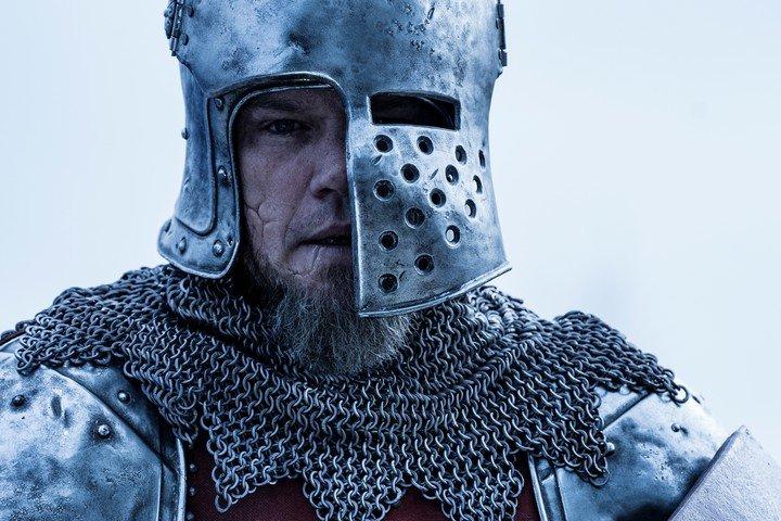 """Matt Damon, quien coescribió el guión, volvió a trabajar con Ridley Scott (""""Misión de rescate"""").  Fotos De Disney"""